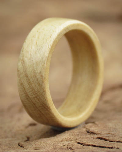 Holly Wood Ring