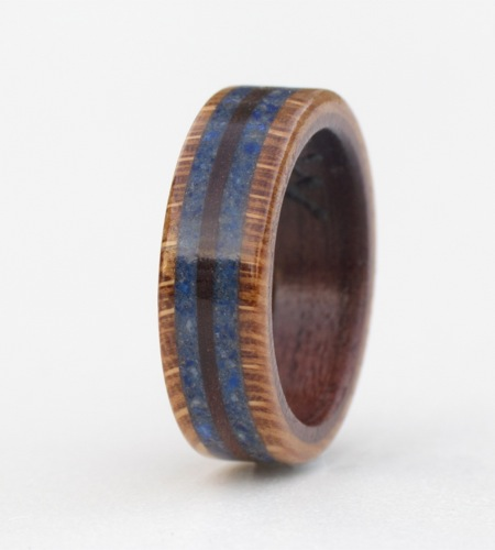 Wooden Commitment Rings