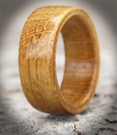 Single Wood Rings