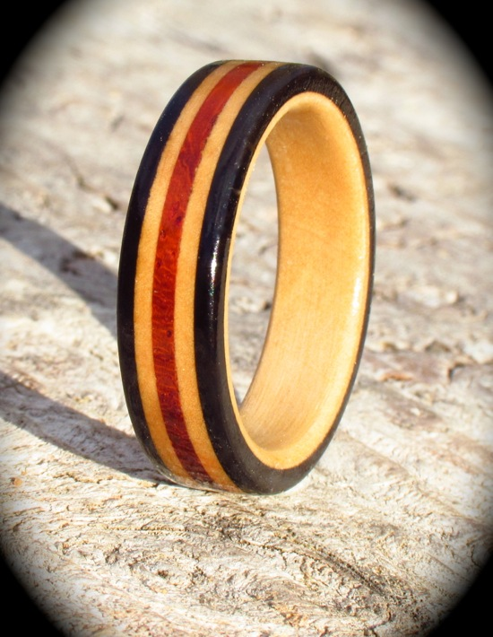 Celebration Wooden Ring