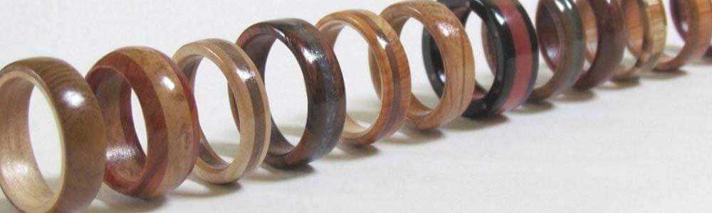 Contemporary Wooden Ring Designs For The Eco Conscious
