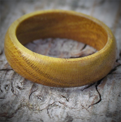 Mulberry Wood Ring