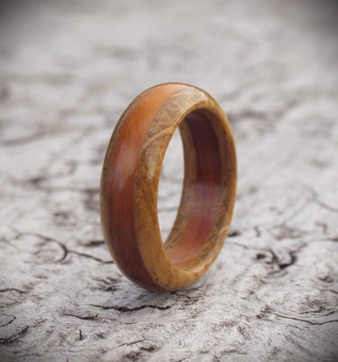 Spirit Of The Wood Ring size J - US 4 3/4