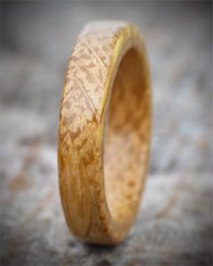 Railwayana Wooden Ring